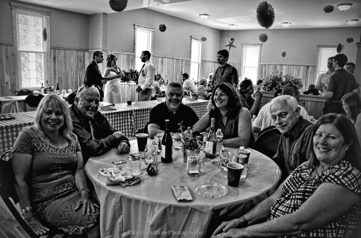 good food, good friends, a great celebration