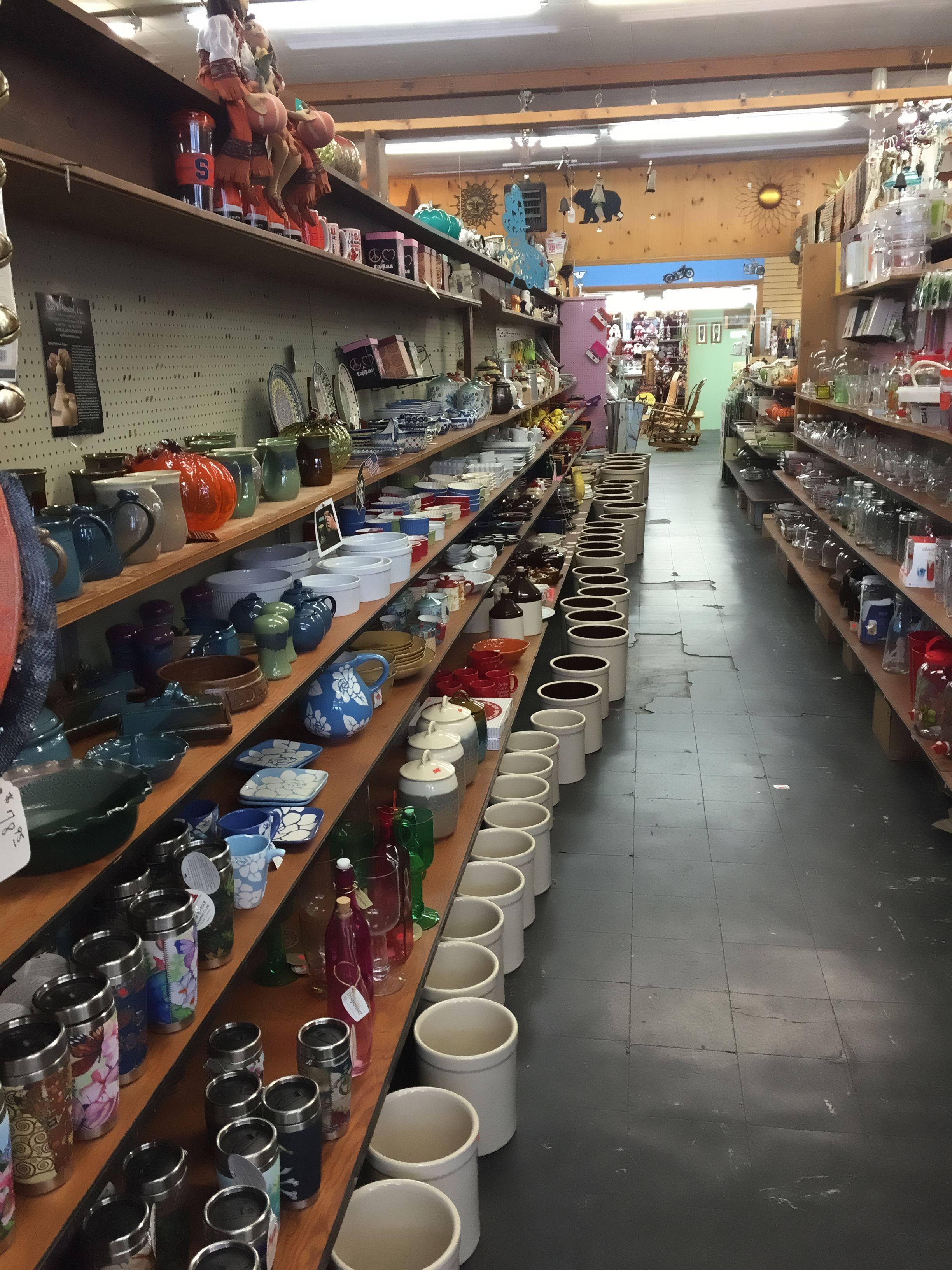 yep more hard ware store